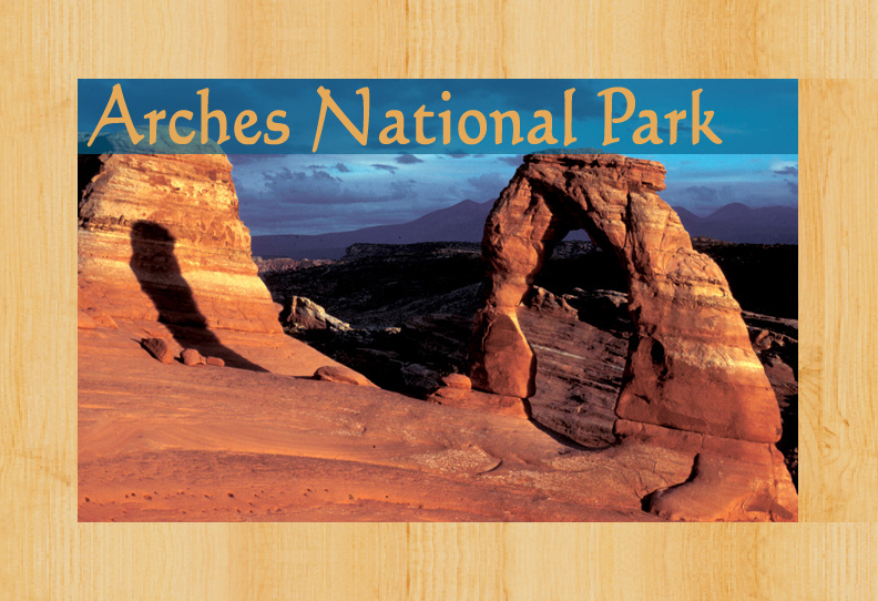 Arches National Park Birthday