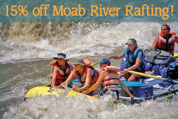 Outside River Trip Discounts