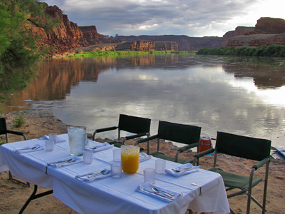 5 Day Cataract Canyon-luxury river trips