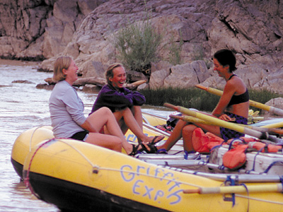 5 Day Cataract Canyon-women only retreat
