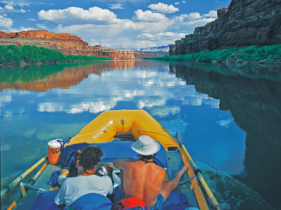 6 Day Cataract Canyon Rafting trips