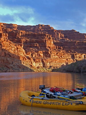 6 Day Cataract Canyon Rafting trips Photos