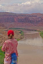 Flat Canyon on the Green River