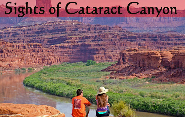 Cataract Canyon by Oarboat
