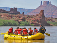 Family Trips on the Colorado River