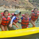 Green River Family Rafting