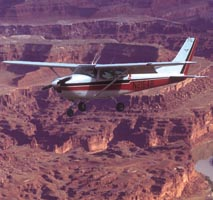 Scenic Flight over Canyonlands National Park