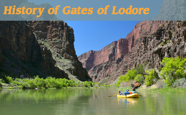 Gates of Lodore History