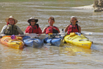 quite paddling of the Green River