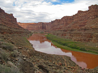 Labyrinth Canyon, Green River
