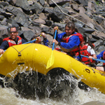 Whitewater Rafting in Utah