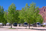 Spanish Trail Rv park  in Moab