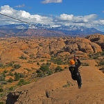 Moab Zip Line tours
