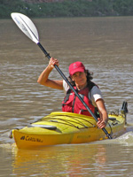 Sea Kayaking Trips on Green River