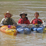Women Only River Trips- Sea Kayaking