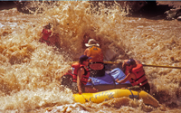 Whitewater Rafting class