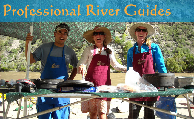 Professional River Guides