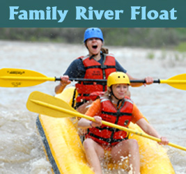 Float trips on the Colorado River