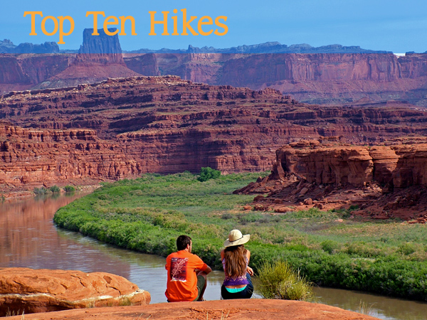 Top Ten Hikes
