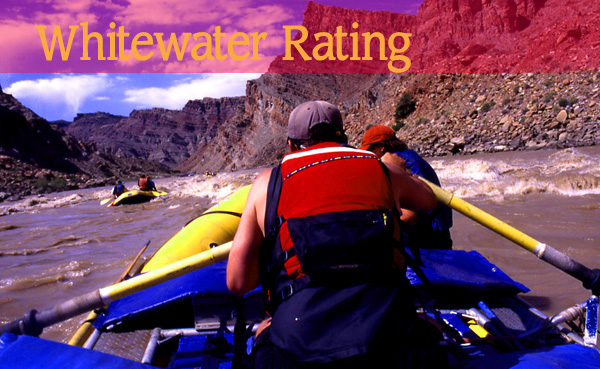 Whitewater Rafting Rating