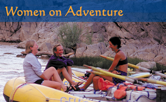 Women Only Adventure Trips
